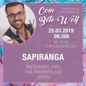 Tendências de Cortes, Mechas e Cores 2019 @ SAPIRANGA / RS